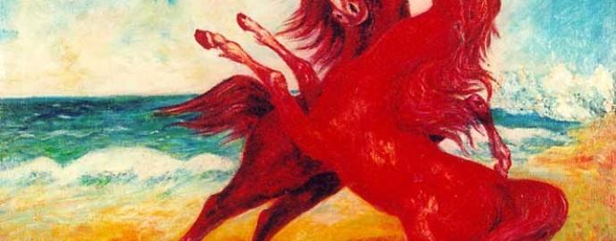 Cavalli nel Vento